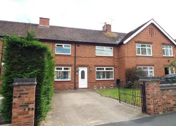 Thumbnail 4 bed terraced house for sale in Manor Road, Nantwich, Cheshire