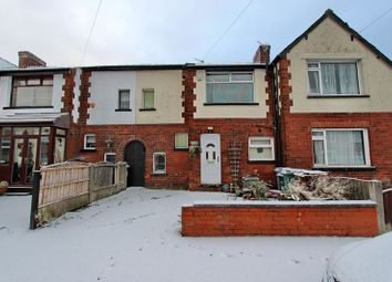 Thumbnail 3 bed terraced house for sale in Highfield Road, Prestwich, Manchester