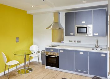 Thumbnail 1 bed flat to rent in Queens Road, Clifton, Bristol