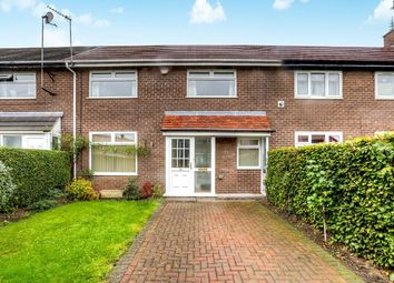 Thumbnail 3 bed terraced house to rent in Delamere Road, Handforth, Wilmslow