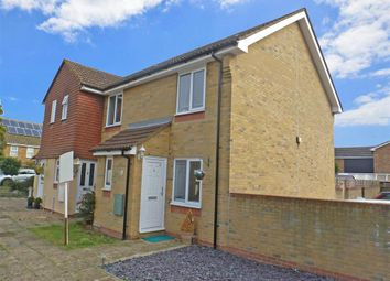 Thumbnail 2 bed end terrace house for sale in Butt Haw Close, Hoo, Rochester, Kent
