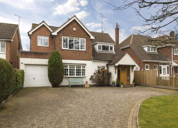 Thumbnail 4 bed detached house for sale in Malthouse Lane, Kenilworth