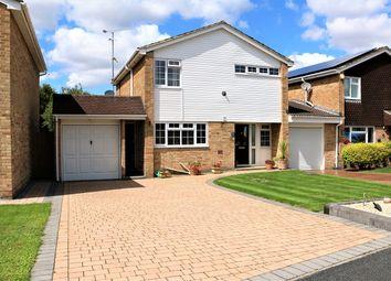 Thumbnail 3 bedroom detached house for sale in Windermere Avenue, Basingstoke