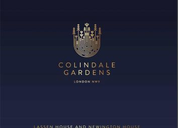 Thumbnail 1 bed flat for sale in Lassen House, Colindale Gardens, Colindale, London