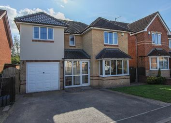 Thumbnail 4 bed detached house for sale in Pearson Croft, Upper Newbold, Chesterfield