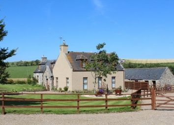 Thumbnail 4 bedroom detached house for sale in Drumblade, Huntly