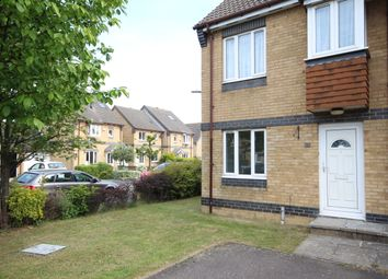 Thumbnail 1 bed maisonette to rent in Rutley Close, Harold Wood