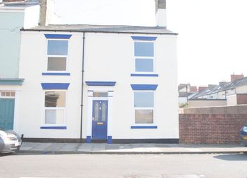 Thumbnail 3 bed town house for sale in Queen Street, Headland, Hartlepool