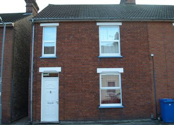 Thumbnail 3 bed semi-detached house to rent in Bradley Street, Ipswich
