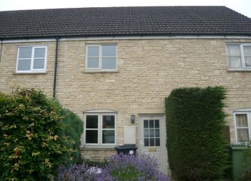 Thumbnail 2 bedroom terraced house to rent in Perrinsfield, Lechlade