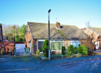 Thumbnail 2 bed semi-detached bungalow for sale in Demming Close, Lea, Preston