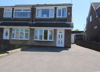 Thumbnail 3 bed semi-detached house for sale in Slaidburn Avenue, Chapeltown, Sheffield, South Yorkshire