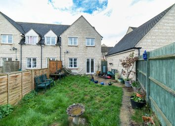 Thumbnail 2 bedroom end terrace house for sale in Oakmead, Witney