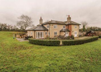 Thumbnail 5 bedroom detached house to rent in Chevington, Bury St. Edmunds