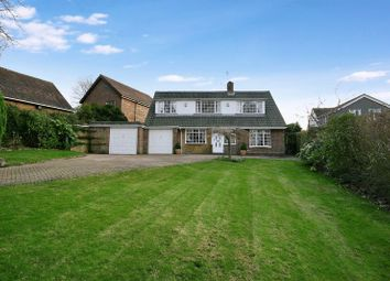 Thumbnail 4 bed detached house for sale in Wangfield Lane, Curdridge, Southampton