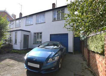 Thumbnail 4 bed semi-detached house for sale in Bath Road, Cheltenham, Gloucestershire