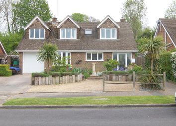 Thumbnail 4 bed detached house for sale in Penlands Vale, Steyning