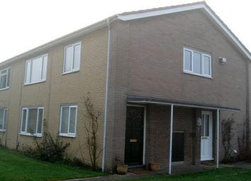 Thumbnail 2 bedroom flat to rent in Cherry Close, Milton, Cambridge