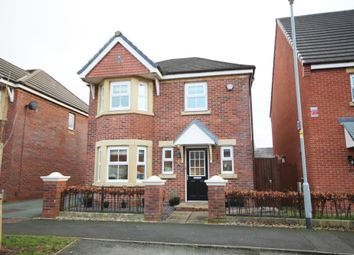 Thumbnail 3 bed detached house for sale in Cornwall Avenue, Buckshaw Village, Chorley