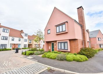 Thumbnail 3 bed detached house for sale in Preston Road, Lavenham, Sudbury, Suffolk