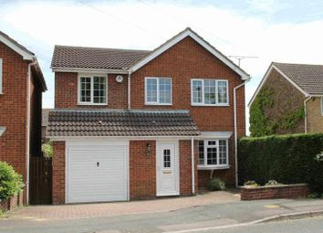 Thumbnail 4 bed detached house for sale in Kingsley Avenue, Royal Wootton Bassett