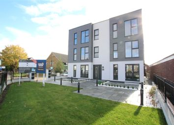 Thumbnail 2 bed flat for sale in Christopher Close, Sidcup, Kent