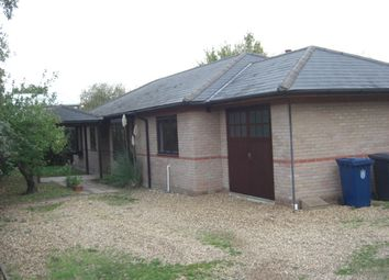 Thumbnail 3 bedroom bungalow to rent in Cambridge Road, Great Shelford, Cambridge