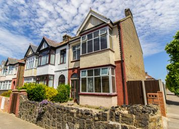 Thumbnail 3 bedroom end terrace house for sale in Westbury Road, Southend-On-Sea