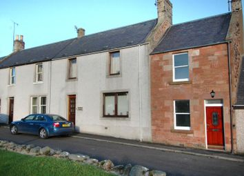Thumbnail 2 bed terraced house for sale in Church Street, Greenlaw, Duns