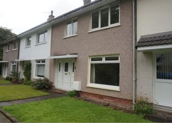 Thumbnail 3 bed terraced house to rent in Teviot Dale, Glasgow