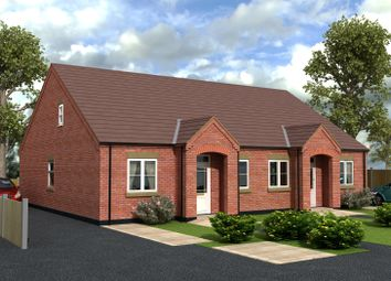 Thumbnail 2 bed bungalow for sale in Fox Covert Lane, Misterton, Nottinghamshire