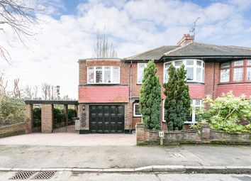 Thumbnail 4 bedroom semi-detached house for sale in Warley Road, Woodford Green
