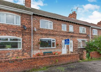 Thumbnail 3 bed terraced house for sale in Ouse Bank, Selby