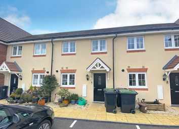 Thumbnail 2 bed terraced house for sale in Davy Drive, Shefford, Bedfordshire