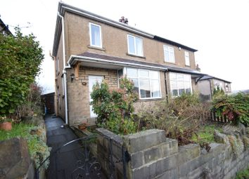 Thumbnail 3 bed semi-detached house for sale in Exley Mount, Keighley