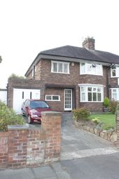 Thumbnail 3 bed semi-detached house for sale in Kings Road, Bebington, Wirral