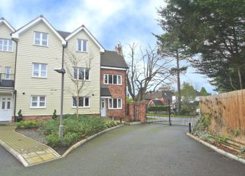 Thumbnail 3 bed terraced house to rent in Springfield Park Gate, Horsham