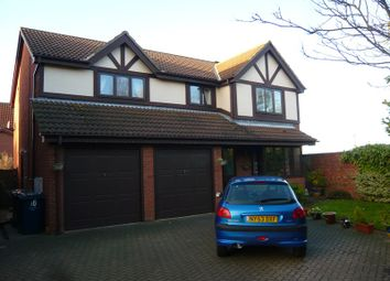 Thumbnail 5 bedroom detached house for sale in Fawley Close, Boldon Colliery