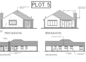 Thumbnail 3 bedroom detached bungalow for sale in Hanning Road, Horton, Ilminster