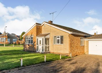 Thumbnail 2 bed bungalow for sale in Austwood Lane, Braithwell, Rotherham