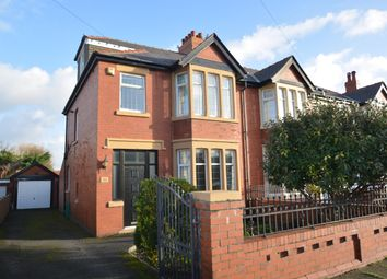 Thumbnail 3 bedroom end terrace house for sale in Seventh Avenue, South Shore, Blackpool
