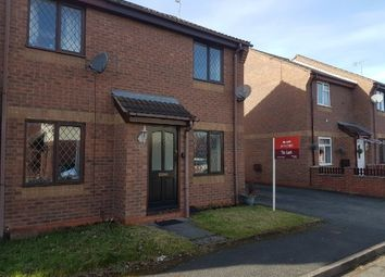 Thumbnail 2 bed semi-detached house to rent in Regent Gardens, Hereford