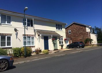 Thumbnail 2 bed terraced house to rent in Cotehele Drive, Paignton, Devon
