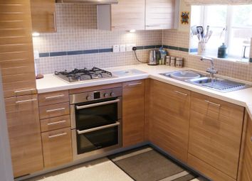 Thumbnail 2 bed flat to rent in Mcarthur Drive, Kings Hill