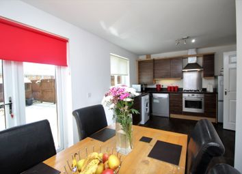 Thumbnail 3 bed terraced house for sale in Dermontside Close, Glasgow