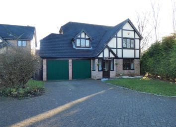Thumbnail 4 bed detached house for sale in Whetstone Close, Nuthall, Nottingham