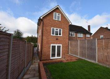 Thumbnail 3 bed semi-detached house for sale in Meriden Way, Watford