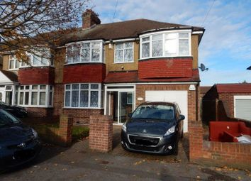 Thumbnail 5 bed semi-detached house to rent in Stirling Road, Hayes