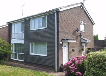Thumbnail 2 bed flat for sale in Reigate Square, Cramlington