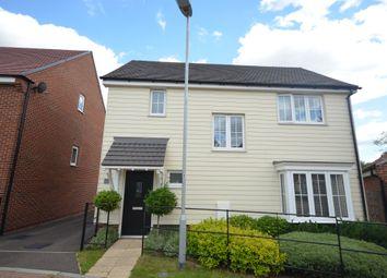 Granta Mead Close, Newport, Saffron Walden CB11. 3 bed detached house
